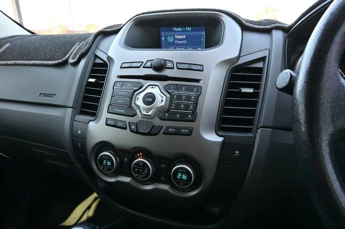 2015 Ford Ranger XLT PX 4X4 Dual Range Grey