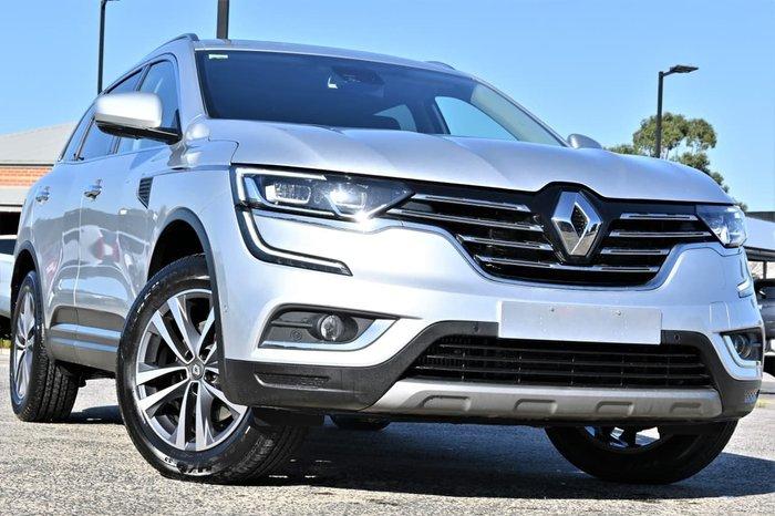 2017 Renault Koleos Intens HZG Four Wheel Drive Silver