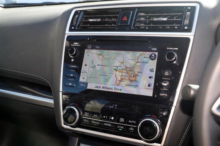 2020 Subaru Outback 2.5i Premium 5GEN MY20 Four Wheel Drive Silver