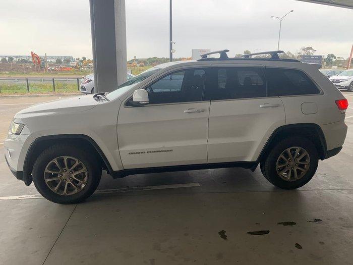 2016 Jeep Grand Cherokee Laredo WK MY15 White