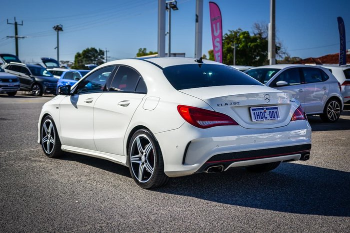 2017 Mercedes-Benz CLA-Class CLA250 Sport C117 Four Wheel Drive