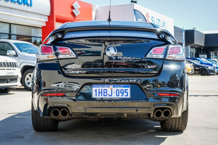 2017 Holden Commodore SS V Redline VF Series II MY17 Black