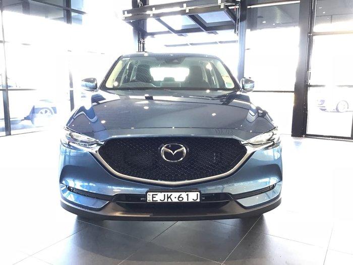 2020 Mazda CX-5 Maxx Sport KF Series Blue