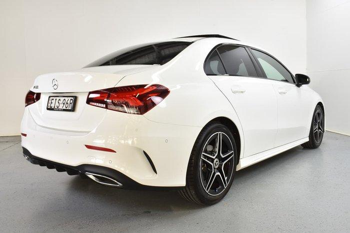 2020 Mercedes-Benz A-Class A180 V177 White