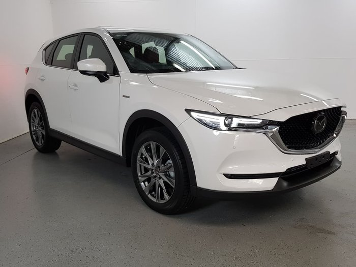 2020 Mazda CX-5 100th Anniversary KF Series 4X4 On Demand White