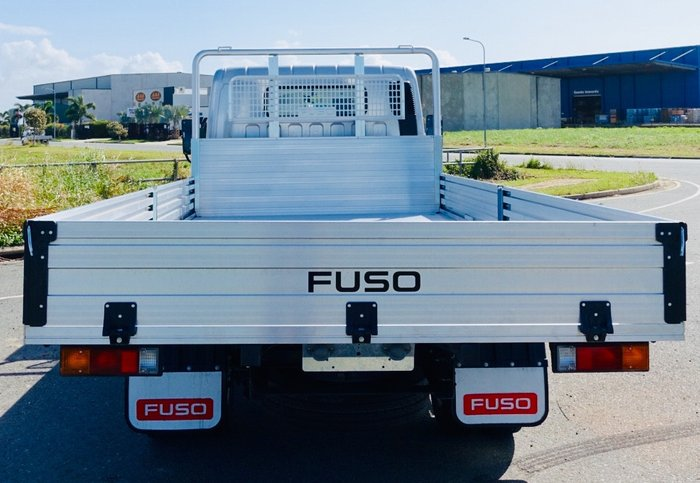 2020 Fuso Canter 515 Alloy Tray Silver