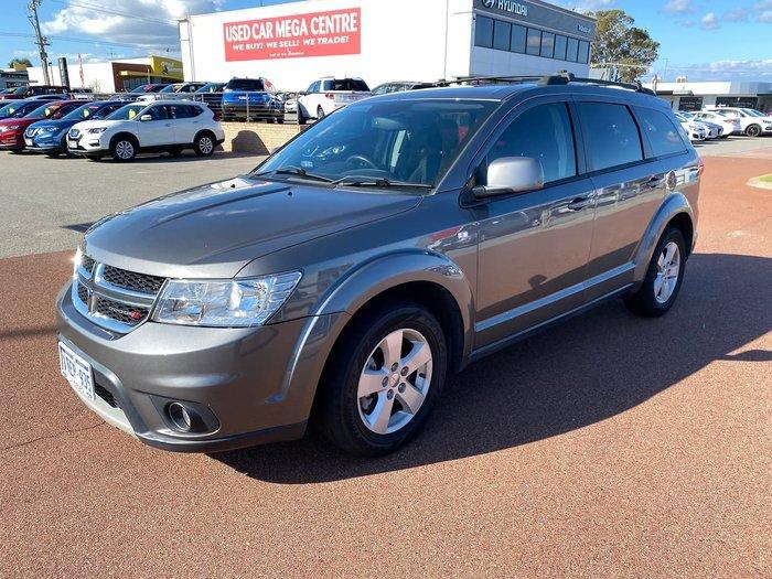 2013 Dodge Journey SXT JC MY13 Grey