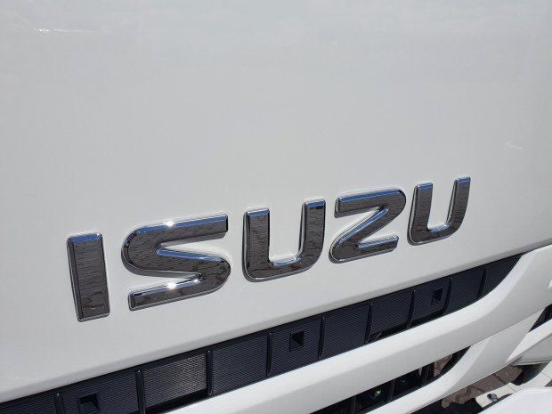 2020 Isuzu NLS 45-150 AWD Car License Traypack