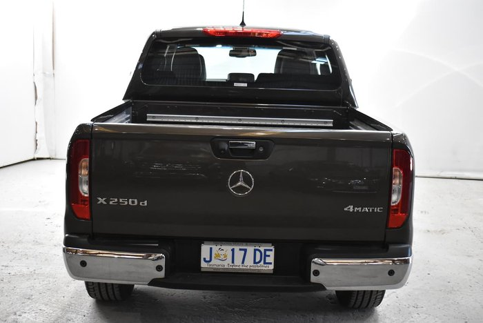 2020 Mercedes-Benz X-Class X250d Power 470 4X4 Dual Range Bronze