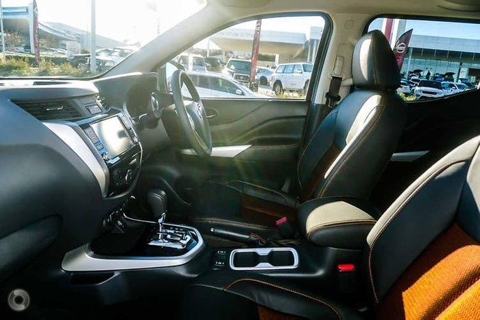 2020 Nissan Navara N-TREK D23 Series 4 4X4 Dual Range Grey