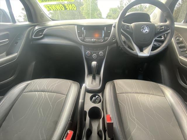 2019 Holden Trax LT TJ MY19 Silver
