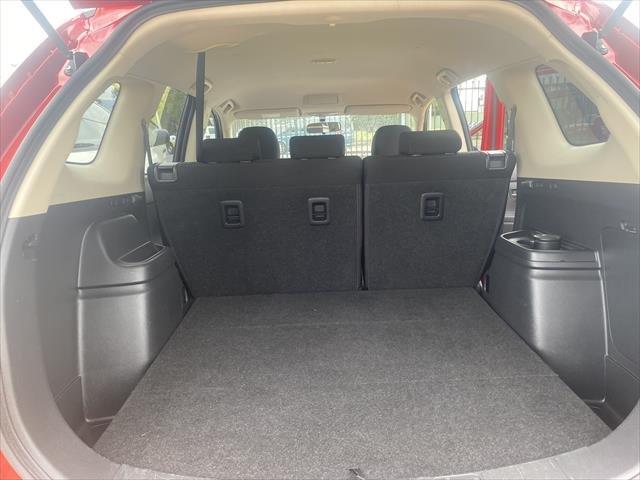 2016 Mitsubishi Outlander LS ZK MY16 4X4 On Demand RED