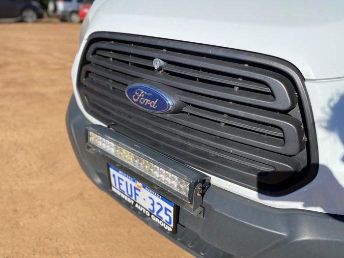 2014 Ford Transit 350L VO White