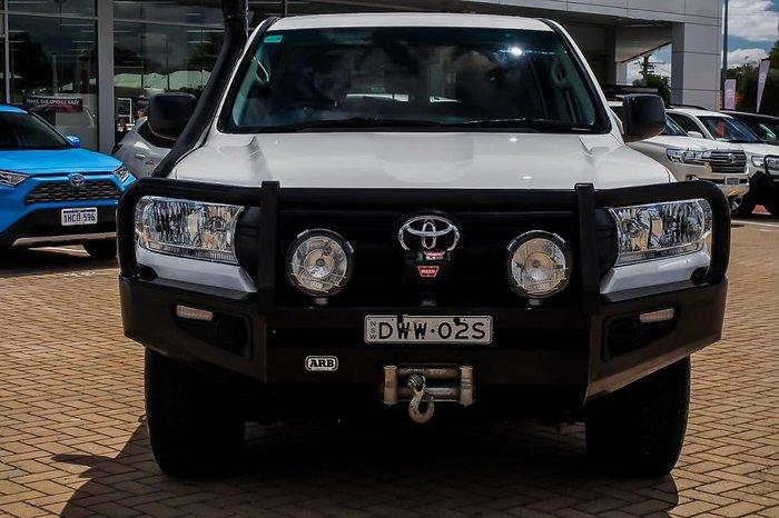 2018 Toyota Landcruiser
