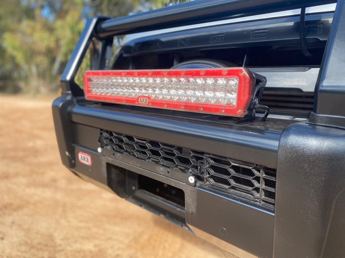 2017 Ford Ranger Wildtrak PX MkII MY18 4X4 Dual Range Silver