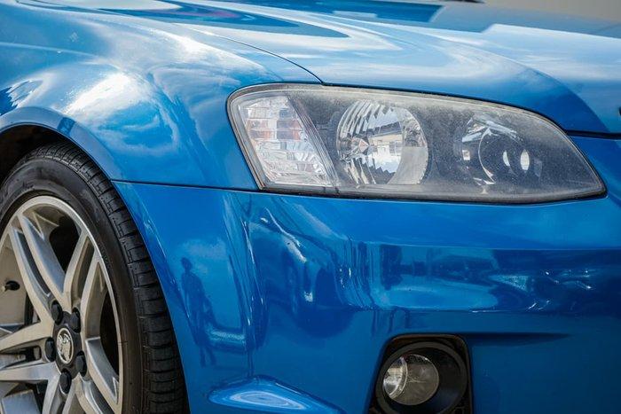 2011 Holden Ute SS VE Series II Blue