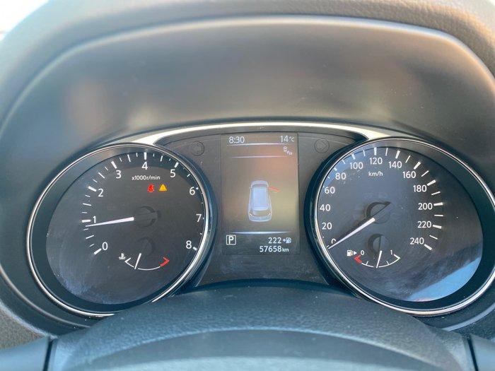 2015 Nissan X-TRAIL Ti T32 4X4 On Demand Red