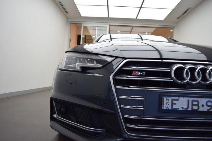 2016 Audi S4 B9 MY17 Four Wheel Drive Grey