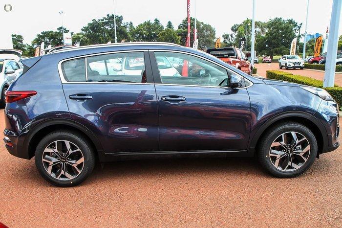 2020 Kia Sportage SX QL MY21 Blue