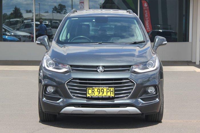 2018 Holden Trax LTZ TJ MY18 Grey