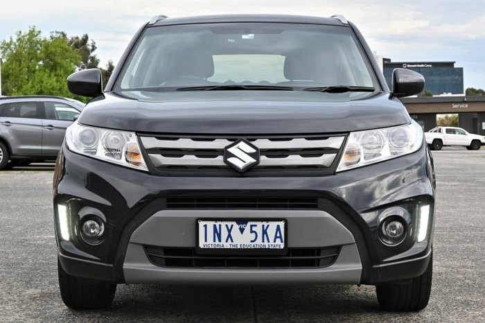 2017 Suzuki Vitara RT-S LY Black