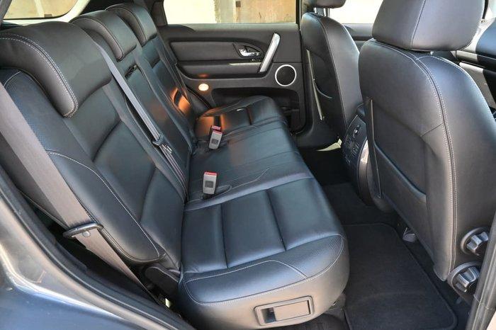 2016 Ford Territory Titanium SZ MkII Grey