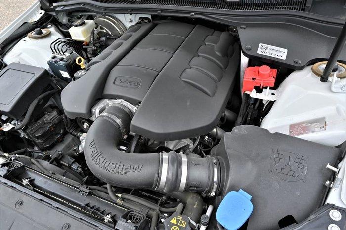 2014 Holden Commodore SS V Redline VF MY15 White