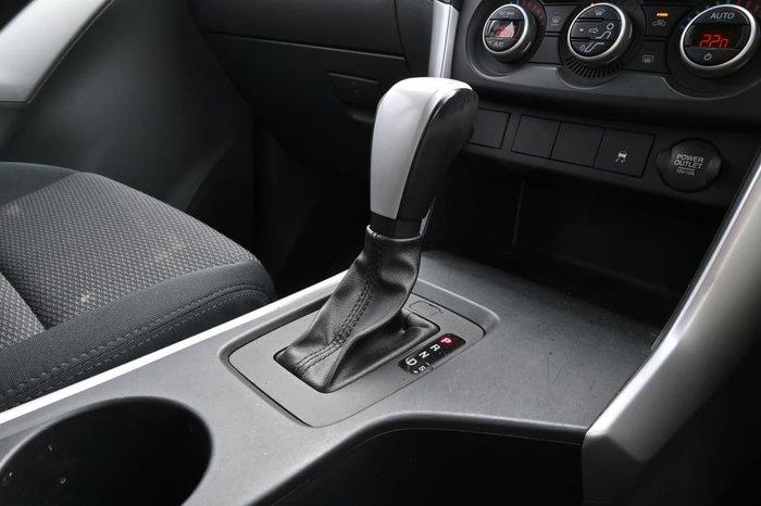 2015 Mazda BT-50 XTR UP 4X4 Dual Range Silver
