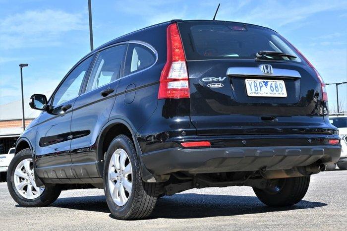 2010 Honda CR-V Limited Edition RE MY10 4X4 On Demand Black