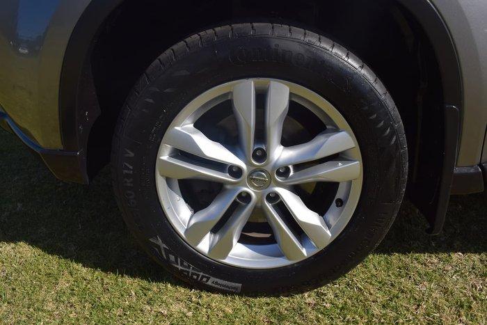 2012 Nissan X-TRAIL ST T31 Series IV Bronze