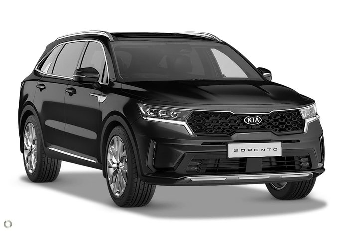 2020 Kia Sorento GT-Line MQ4 MY21 4X4 On Demand Black