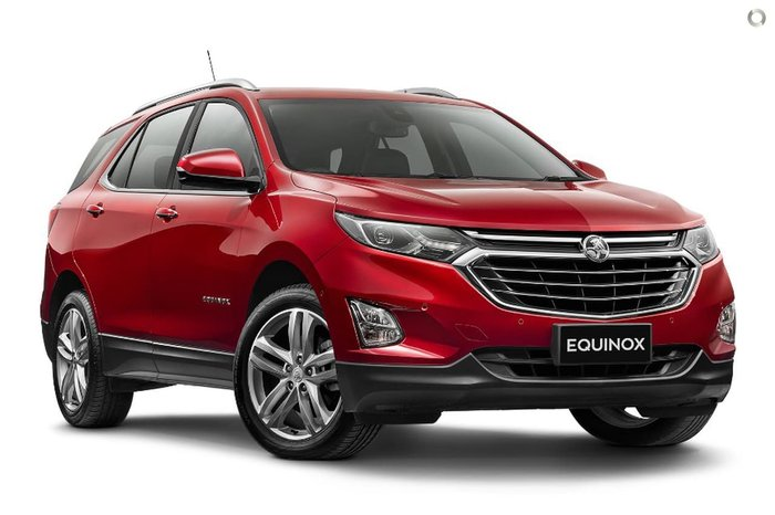 2020 Holden Equinox LTZ EQ MY20 Red