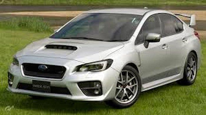 2014 Subaru WRX Premium V1 MY15 Four Wheel Drive Silver