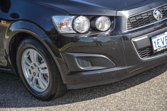 2015 Holden Barina CD TM MY15 Black