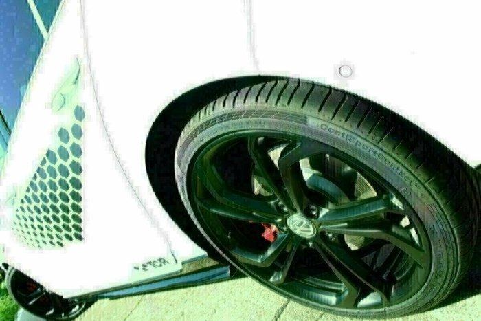 2020 Volkswagen Golf GTI TCR 7.5 MY20 Pure White