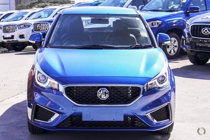 2020 MG MG3 Excite MY20 Blue