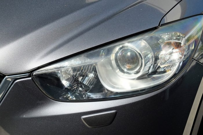 2013 Mazda CX-5 Grand Touring KE Series MY13 Four Wheel Drive Grey