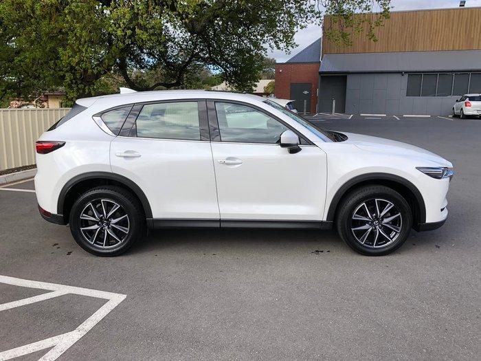 2017 Mazda CX-5 GT KF Series 4X4 On Demand White