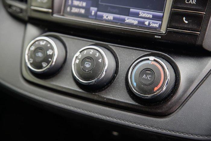2017 Toyota RAV4 GX ZSA42R Grey