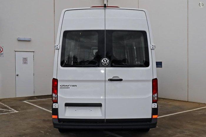 2020 Volkswagen Crafter 35 TDI340 Runner SY1 MY20 White