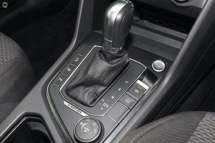2020 Volkswagen Tiguan 132TSI Comfortline Allspace 5N MY20 Four Wheel Drive Silver