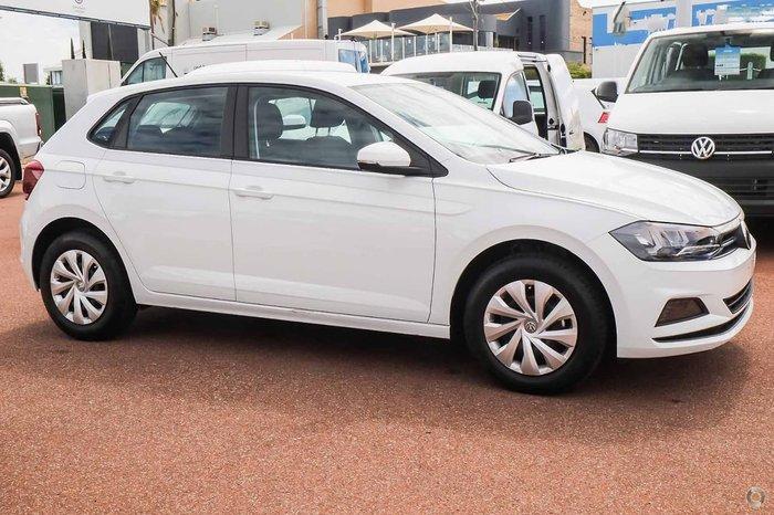 2020 Volkswagen Polo 70TSI Trendline AW MY20 White