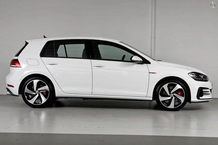 2020 Volkswagen Golf GTI 7.5 MY20 Pure White