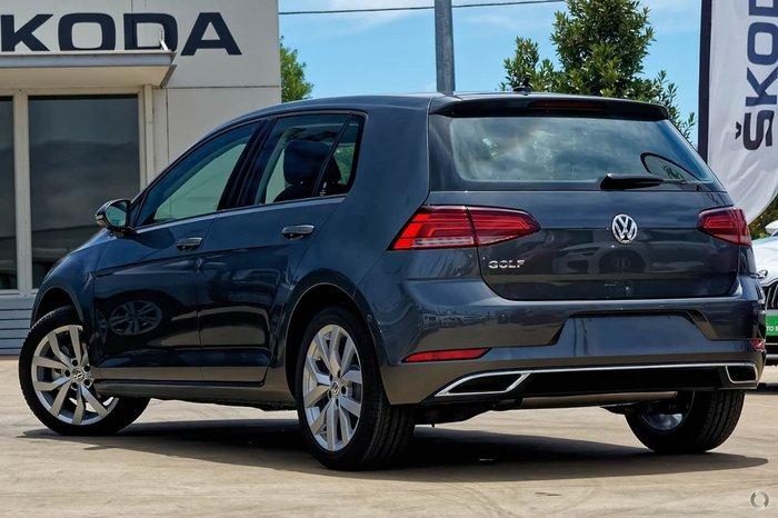 2020 Volkswagen Golf 110TSI Highline 7.5 MY20 Indium Grey
