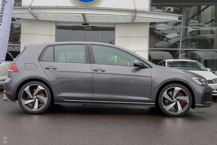2020 Volkswagen Golf GTI 7.5 MY20 Indium Grey