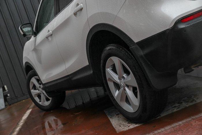 2018 Nissan QASHQAI ST-L J11 Series 2 White