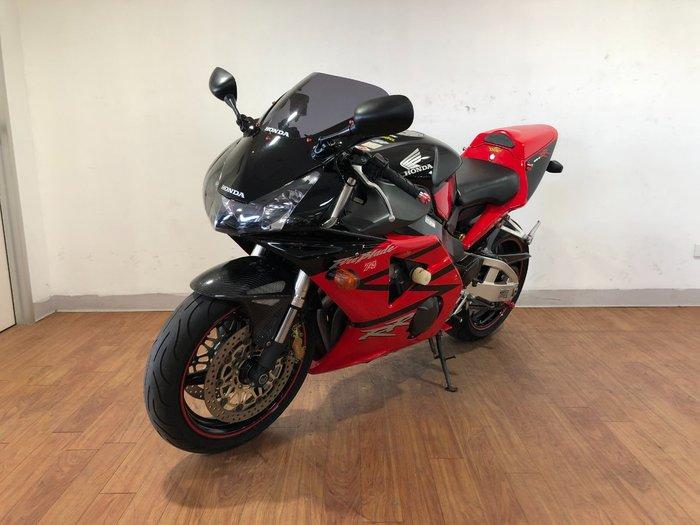 2003 Honda CBR900RR (FIREBLADE) RED