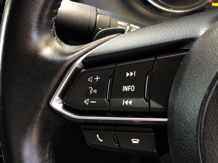 2018 Mazda 6 Sport GL Series Silver