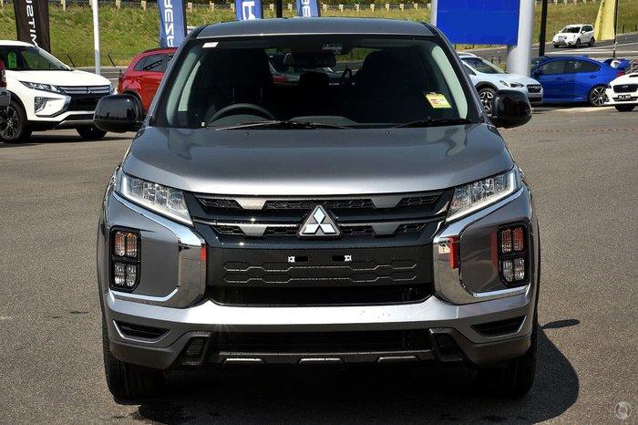 2020 Mitsubishi ASX MR XD MY20 Grey