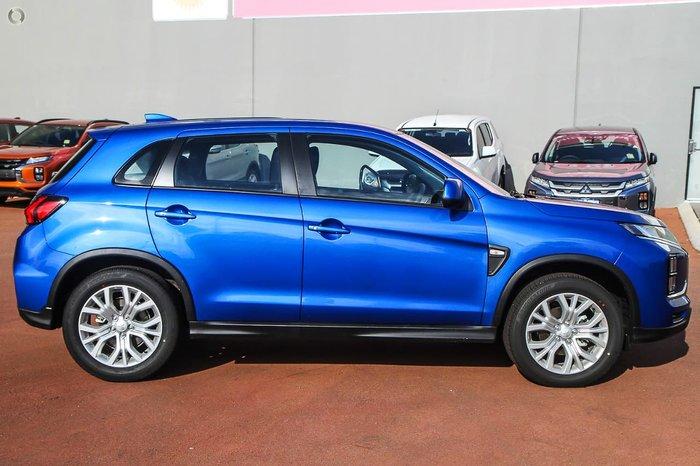 2020 Mitsubishi ASX ES XD MY20 Blue